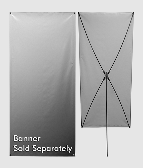 """X-Stand (31.5""""x70"""", Hardware Only)"""