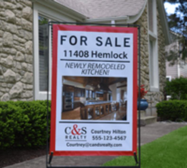 Real Estate Signage 101