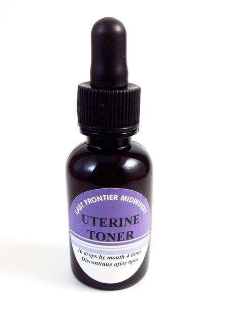 Last Frontier Midwifery Uterine Toner