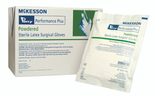 Sterile Surgical Gloves, Pair - 8