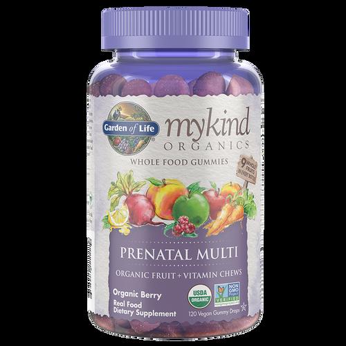 mykind Organics Prenatal Multi Gummies