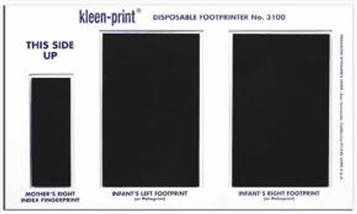 Deluxe Kleenprint Footprinter