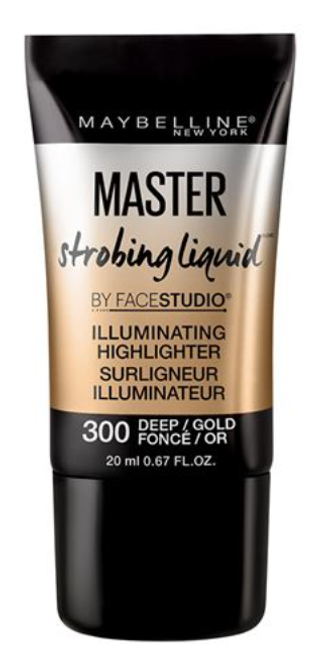Face Studio Master Strobing Liquid Illuminating Highlighter by  Maybeline