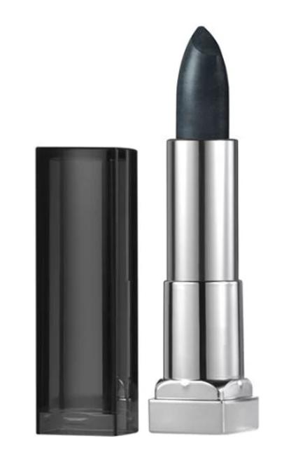 Maybelline Color Sensational Lipstick, gunmetal