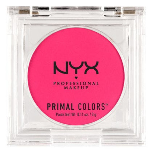 Primal Colors Eyeshadow/Blush- Hot Pink