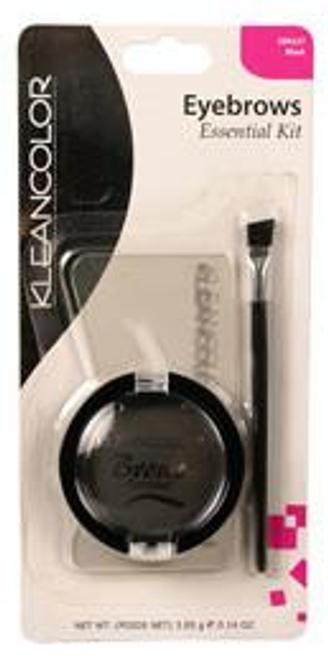 Eyebrows Essential Kit - black