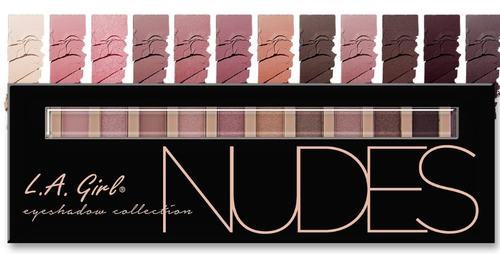 Beauty Brick Eyeshadow Collection-Nudes