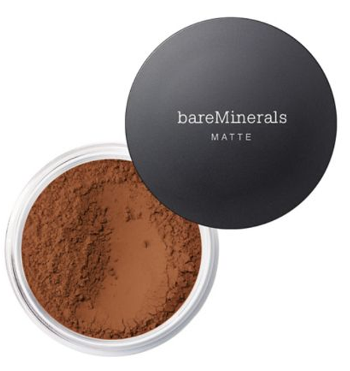 Bareminerals Loose Powder Matte Foundation SPF 15 Warm Deep