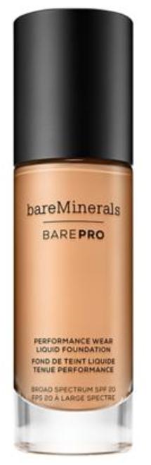 BAREPRO® PERFORMANCE WEAR LIQUID FOUNDATION SPF 20 Sandalwood