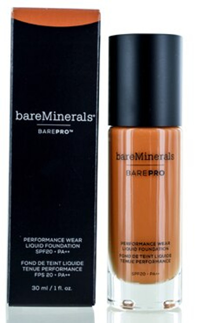 BAREPRO® PERFORMANCE WEAR LIQUID FOUNDATION SPF 20 Cappuccino