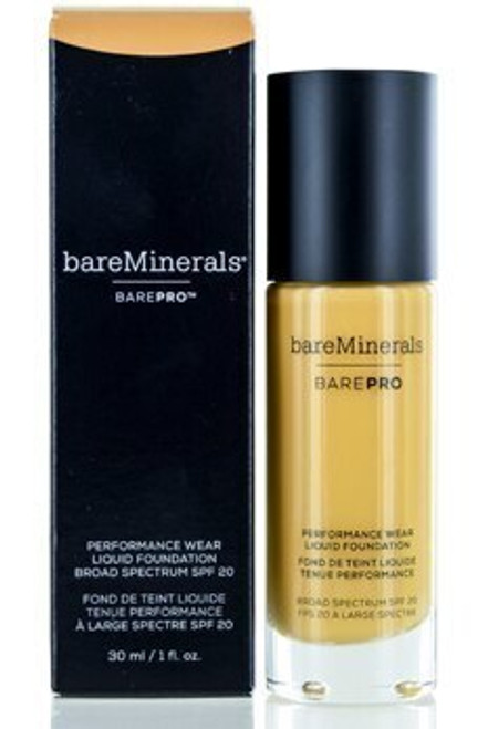 BAREPRO® PERFORMANCE WEAR LIQUID FOUNDATION SPF 20 Honeycomb