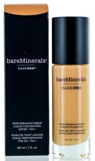 BAREPRO® PERFORMANCE WEAR LIQUID FOUNDATION SPF 20 Teak