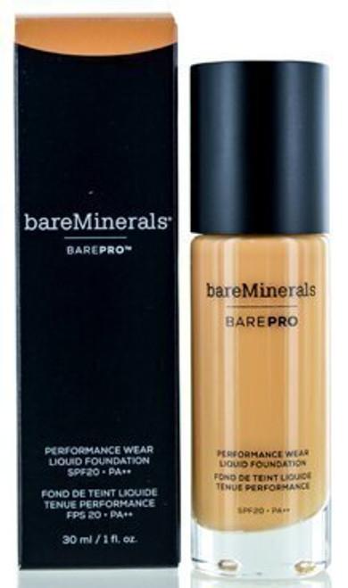 BAREPRO® PERFORMANCE WEAR LIQUID FOUNDATION SPF 20 Teak (Oak20)