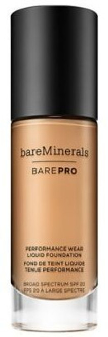 BAREPRO® PERFORMANCE WEAR LIQUID FOUNDATION SPF 20  Toffee