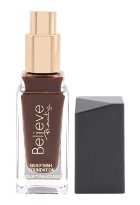 Believe Beauty Skin Finish Foundation mocha