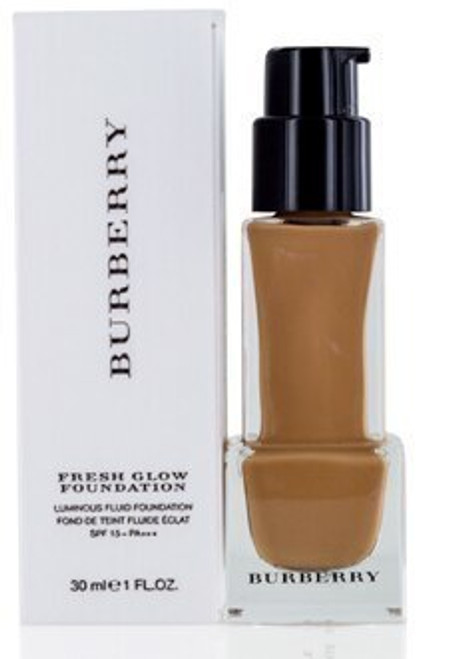 Burberry Fresh Glow Luminous Fluid Foundation DARK SABLE