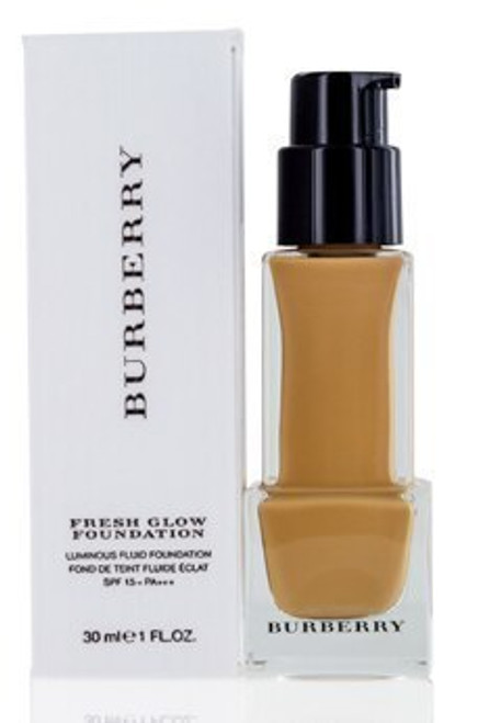 Burberry Fresh Glow Luminous Fluid Foundation HONEY