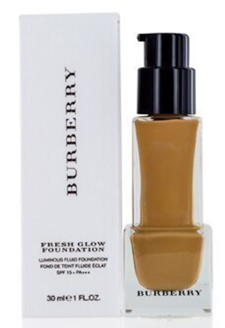 Burberry Fresh Glow Luminous Fluid Foundation WARM HONEY