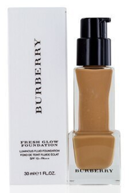 Burberry Fresh Glow Luminous Fluid Foundation WARM NUDE