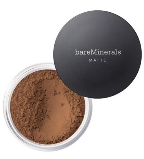 Bareminerals Loose Powder Matte Foundation SPF 15 Golden Deep