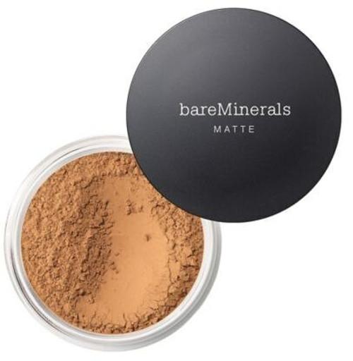 Bareminerals Loose Powder Matte Foundation SPF 15  Warm Tan