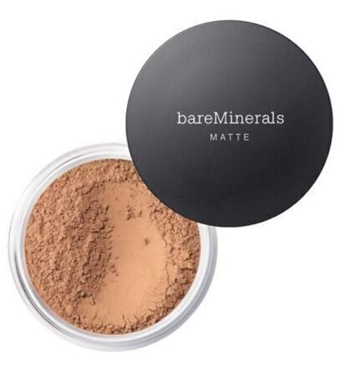 Bareminerals Loose Powder Matte Foundation SPF 15 Medium Tan