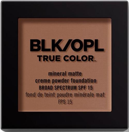 BLK/OPL true Color Mineral Matte Creme Powder Foundation-Heavenly Honey