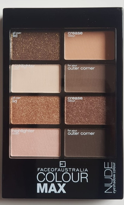 Colour Max - Nude eyeshadow color
