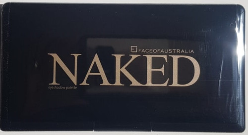Perfect Naked Eyeshadow Palette