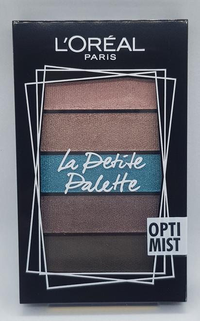 La Petite Palette Eyeshadow- Opti Mist