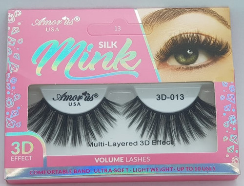 3D Silk Mink Eyelashes