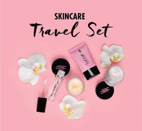 Butter Melt Skincare Travel Set