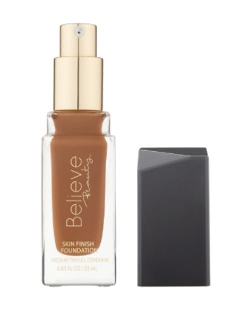 Believe Beauty Skin Finish Foundation Sable