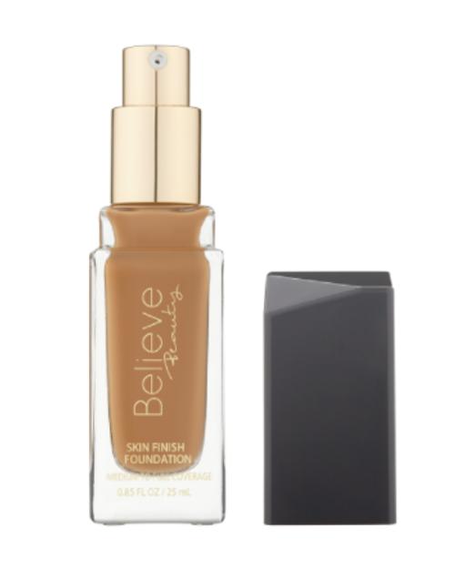 Believe Beauty Skin Finish Foundation Cafe