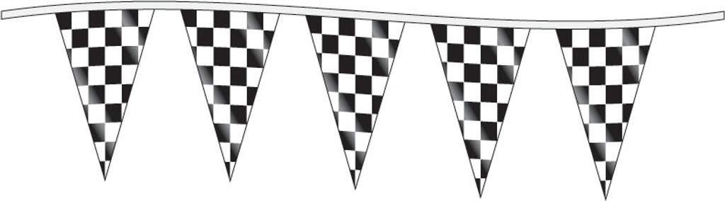 Racing Style Pennants