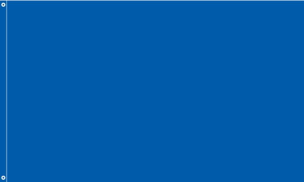 Baskin Robbins Attention Flag Blue