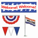 Large Welcome Package