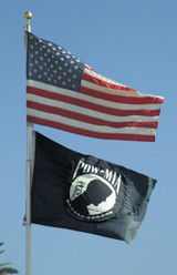 POW-MIA Single Reverse