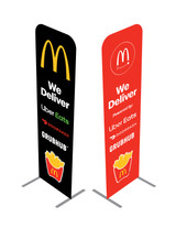 2' x 7.5' McDonald's Custom Eurofit Kit