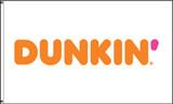 Dunkin' Flag White