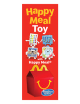 "McDonald's 3'x8' Lamppost Banner ""Happy Meal"" 1"