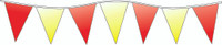 Red & Yellow Pennants