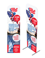 2' x 6' Custom Eurofit Banner Kit