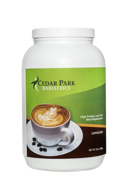 Cappuccino Protein Tub