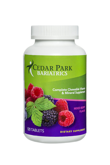 Mixed Berry Chewable Multivitamin