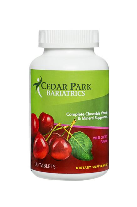 Wild Cherry Chewable Multivitamin