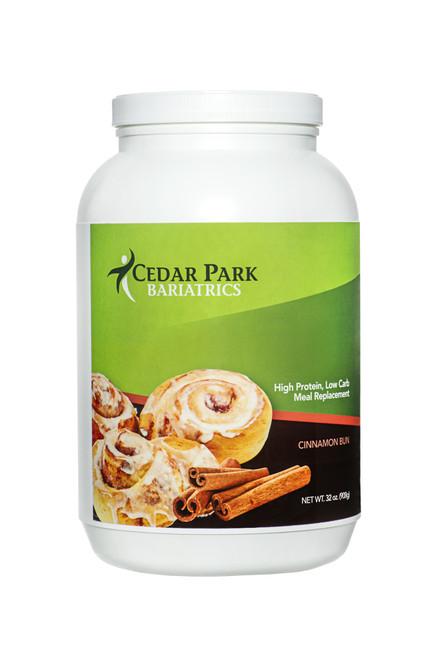 Cinnamon Bun Protein Tub