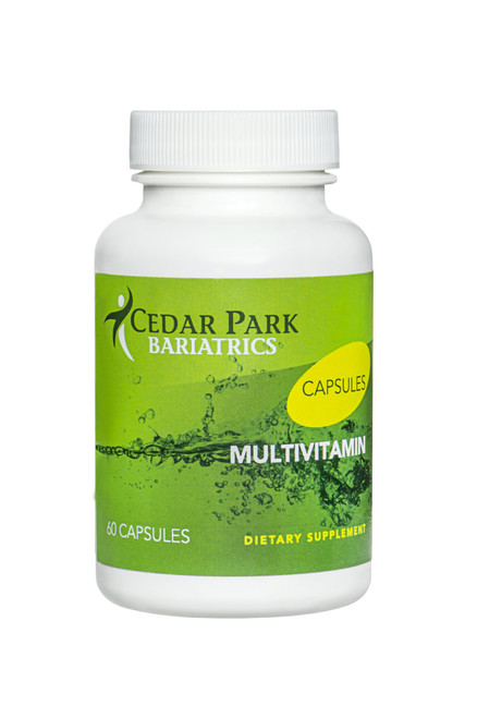 Multivitamin Capsule 1/day with iron- 30 day supply
