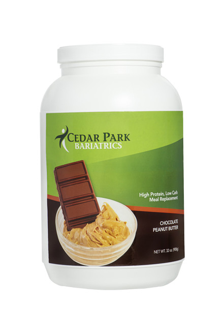 Chocolate Peanut Butter Protein Tub