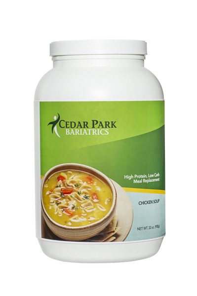 Chicken Soup Protein Tub